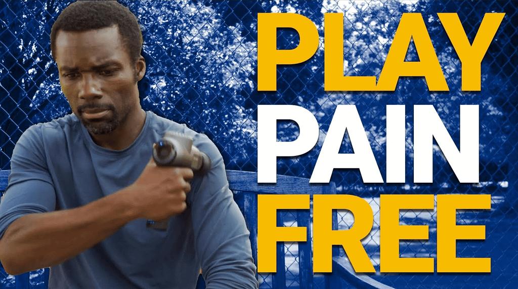 Play pain free